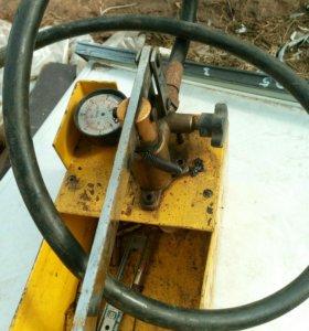 Апарат для опресовки трубапповод