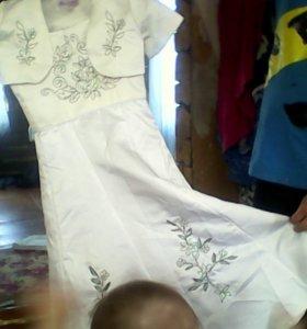 Платья детские на 10-12 лет