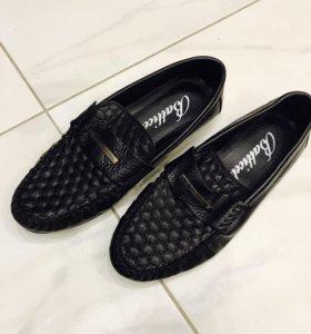 Мужские туфли Parker
