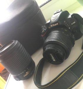Фотокамера Nikon D5100