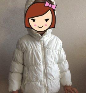 Куртка Gloria очень теплая