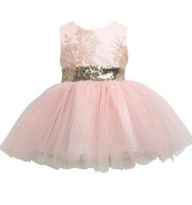 Праздничное платье 2Т