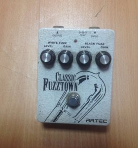 Fuzz FZ Classic Fuzztown