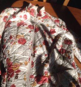 Куртка женская демисизонная