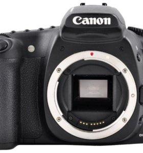 Продам Canon 20d с оптикой