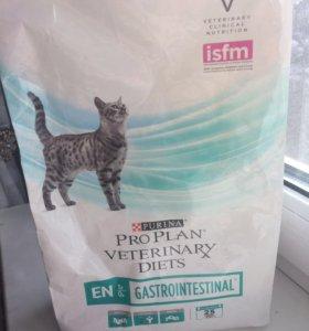 Корм для кошек Pro Plan EN