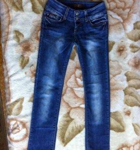 42(xs) джинсы женские