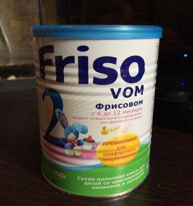 Детская смесь Friso Vom