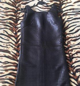 Чёрное маленькое платье Kira Plastinina
