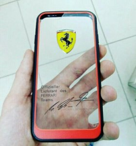 Чехол для iphone 6/6s Ferarri