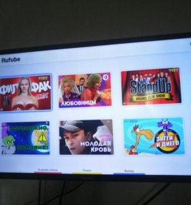 Плазма телевизор Samsung UE32F6400AK smart TV +3D