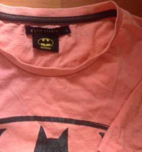 футболка бэтмэн