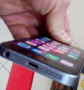 Айфон 5s 16gb серый