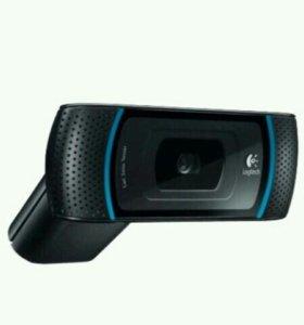 Вебкамера Logitech B910 HD