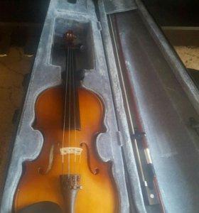 скрипка 2/4 в идеальном состоянии.Германия!