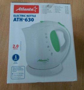 Электрический чайник Atlanta 2 литра