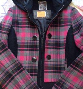 Тёплая куртку