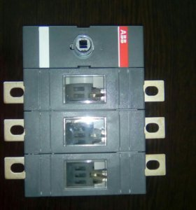 Выключатель нагрузки ,ABB OT250E03
