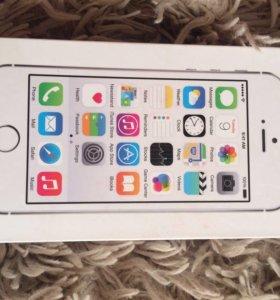 IPhone 5s Silver (серебро)