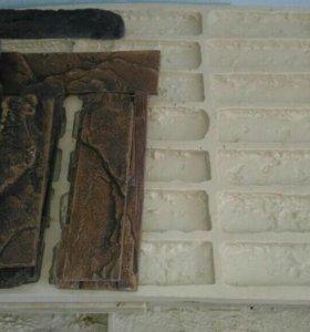 Формы для камня полиуретановые