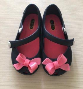 Резиновые туфельки