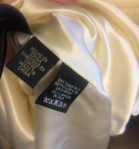 Ralph lauren юбка шелк