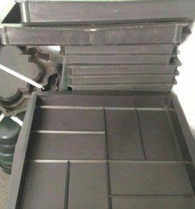 Формы для плитки 40х40х5см