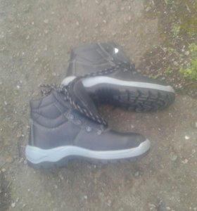 Ботинки кирзы