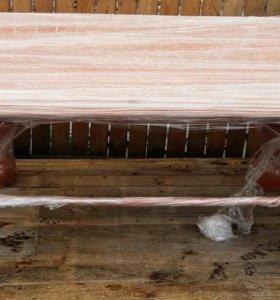 Стол из массива дерева ручной работы