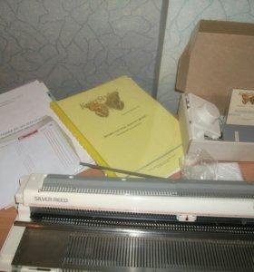 Вязальная компьютерная машинка