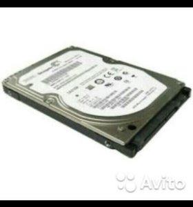 Seagate 500 gb (ST500LT012) на ноутбук