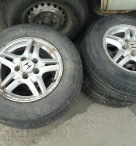 колеса для хонды cr v