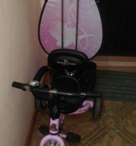 Трехколесный велосипед lexus