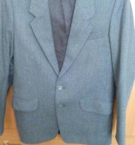 Пиджак 52 р-р. Новый