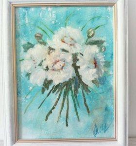 Нежность белых цветов