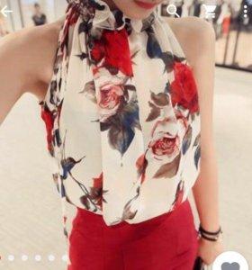 Блуза новая 50-52