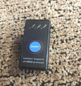 ELM327 OBD2 Bluetooth 1.5 ver