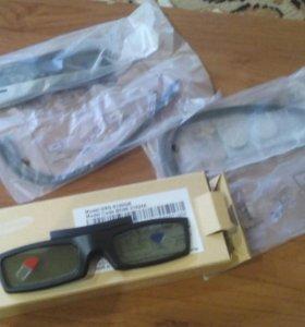 3 D очки! SAMSUNG!
