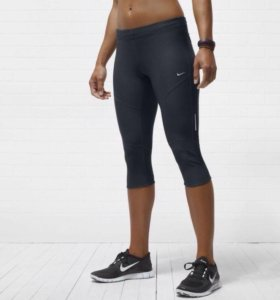 Женские спортивные капри Nike