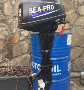 Лодочный мотор бу Sea Pro T9.9