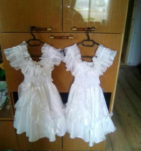 Платье для девочки 7-10 лет