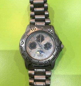 Часы ⌚️ Casio Titanium