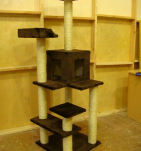 Домик для кошек Ю53