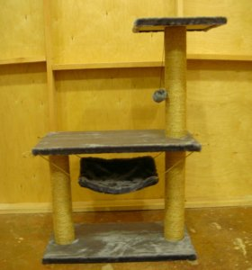 Домик для кошек Ю82