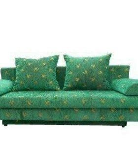Еврокнижка гобелен цвет зеленый