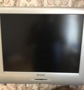 Телевизор Sharp lc-20sh1e