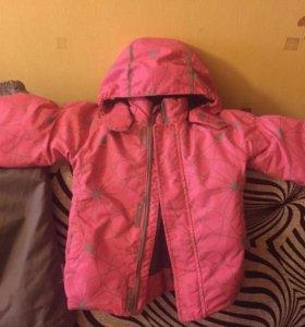 Зимняя куртка и штаны Лесси