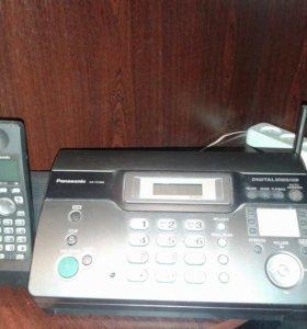 Телефон Факс Panasonic KX-FC966