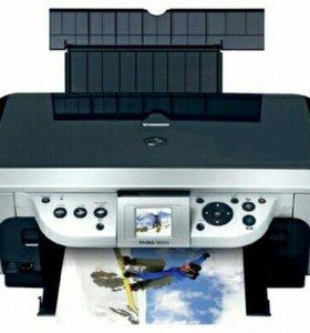 МФУ копир+сканер+принтер Cannon Pixma MP450