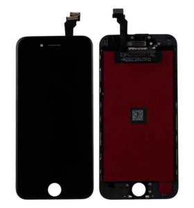 iPhone 6 дисплей + тачскрин AAA/original черный